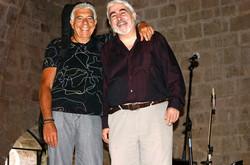 Con Eduard Estivill one more