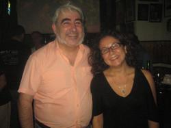 Con Sister Miriam