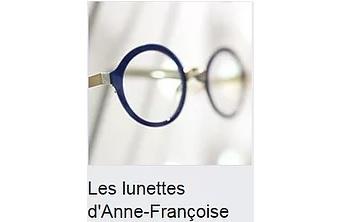 les lunettes d'anne francoise