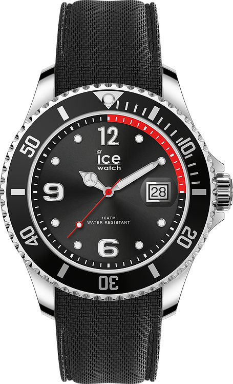 Ice Watch Herrenuhr Edelstahl