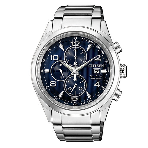 Citizen Titan Eco-Drive Chronograph