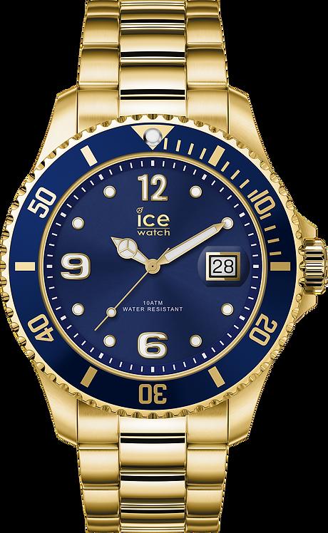 ICE Watch Unisex Steel Gold