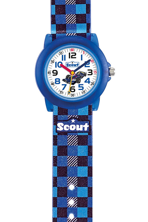 Scout Kinderarmbanduhr Junge