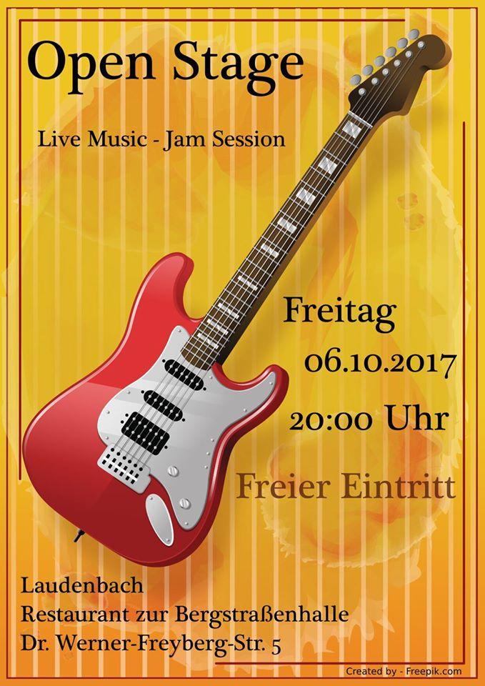 Plakat Laudenbach