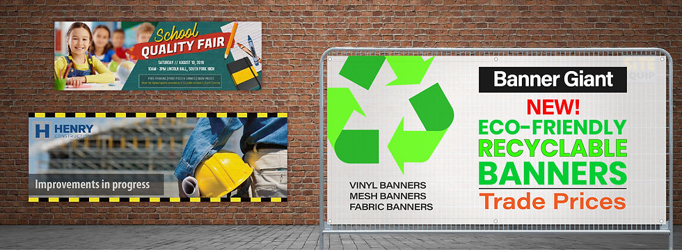 Cheap Banner Printing UK_Banners-Banner