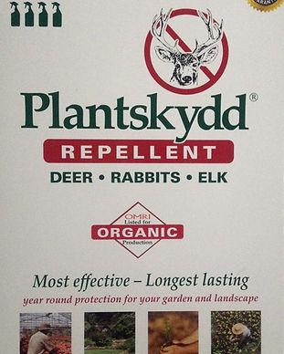 Plantskydd Repellet