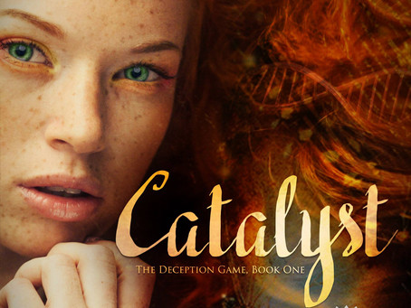CATALYST IS AN IAN BOOK OF THE YEAR AWARD FINALIST!