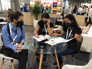 Negocios internacionales, el componente que estrenó la UPB en Colombiatex y Colombiamoda