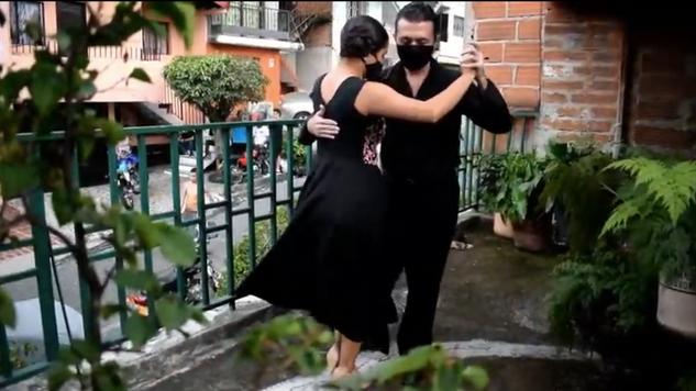 En Medellín, la cultura no se deja marchitar por la pandemia