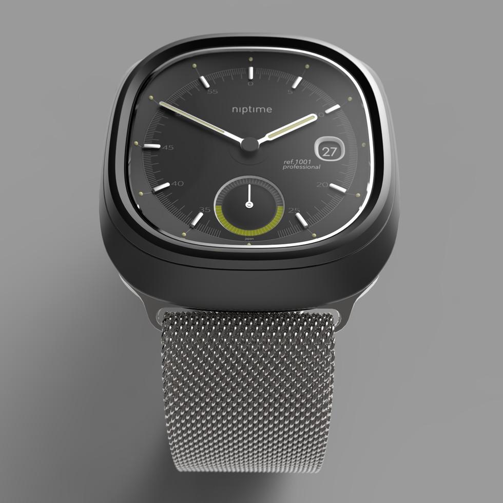NIPTIME Mechanical Wristwatch
