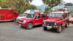 2 Vehicles de rescat