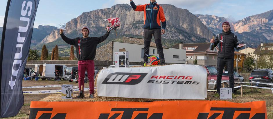 Jaume Betriu torna a liderar la Oliana Off Road