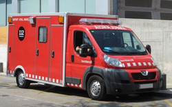 1 Ambulància classe C