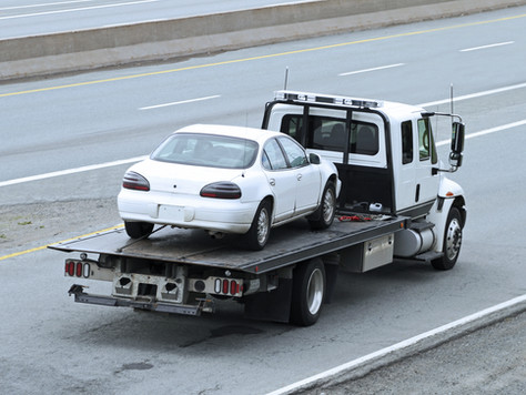 When Can My Car Be Repossessed in South Carolina?