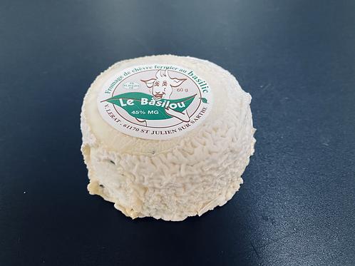 Fromage de Chèvre Fermier Le Basilou