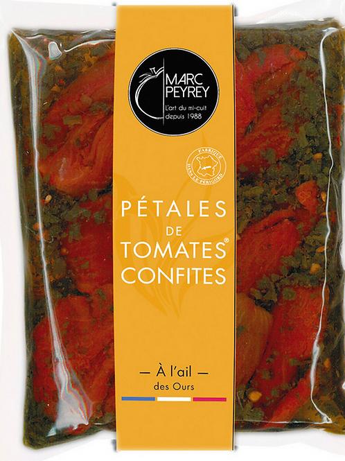 Pétales de Tomates Confites Ail des Ours