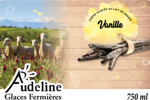 Glace Fermière Vanille