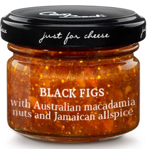 Spécial Fromages Figues Noires avec Noix de Macadamia Australiennes et Piment