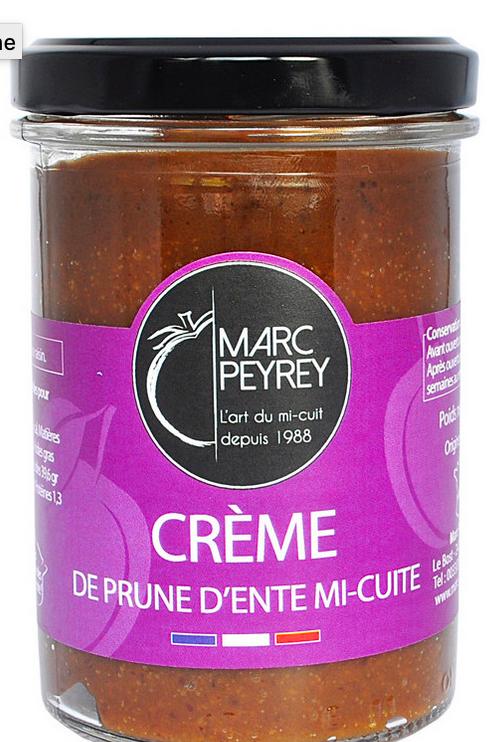 Crème de Prune d'Ente Mi-Cuite