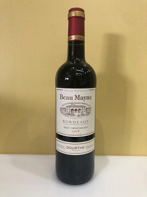 Bordeaux AOC 2016 Beau Mayne