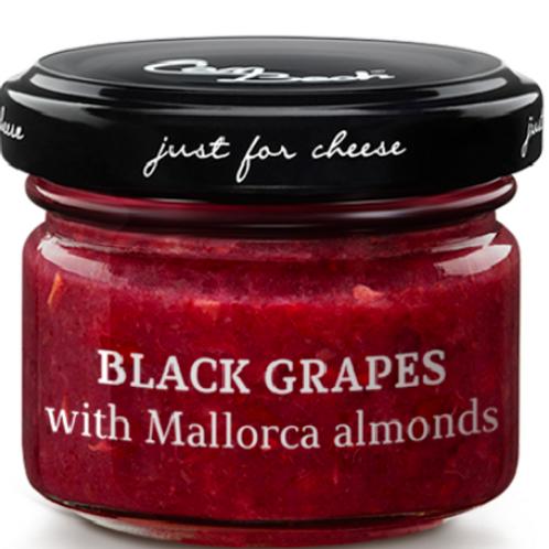 Spécial Fromages aux Raisins Noirs et Amandes de Majorque