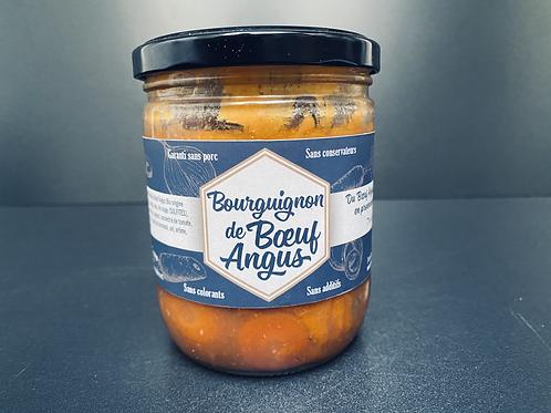 Bourguignon de Boeuf Angus
