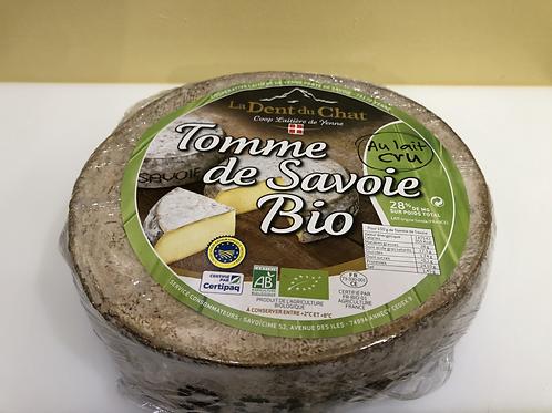Tomme de Savoie Bio