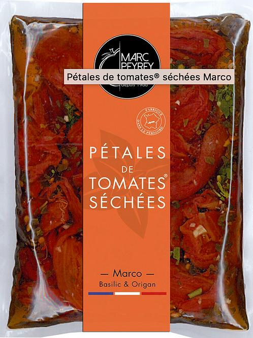 Pétales de Tomates Séchées Marco