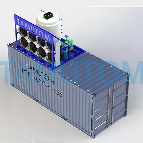 Containerized Type Cold Room