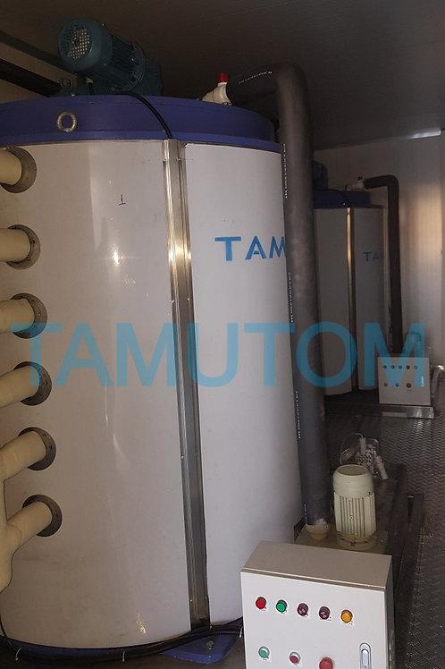 40 Ton Flake Ice Machine