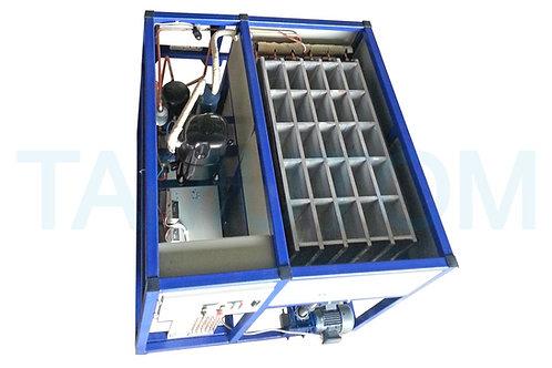 Otomatik Blok Buz Makinesi 25 Kalıp