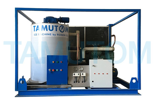 Sea Water Flake Ice Machine 5 TON/day