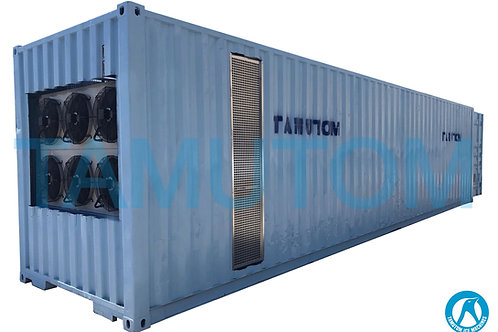 Containerized type Machine