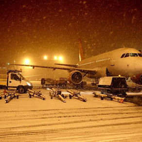 Icing on Airplanes