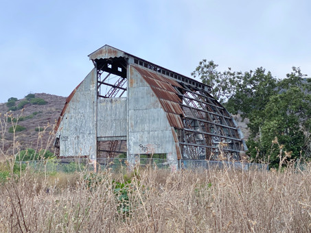 Scary Dairy: An Abandoned Farm Outside of Los Angeles