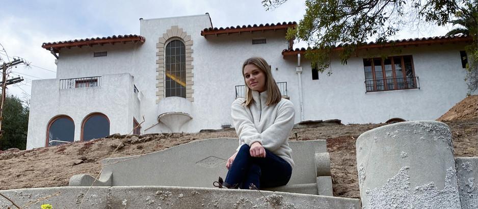 One Final Look Inside the Los Feliz Murder Mansion Including a Video Tour