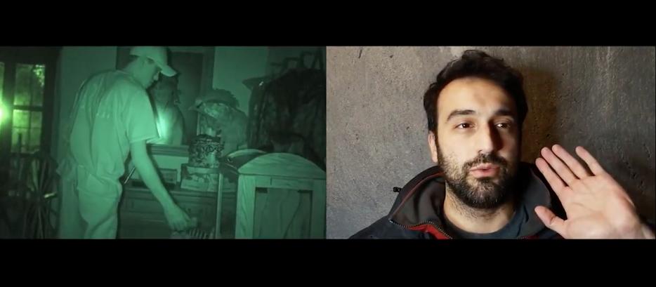 "[Review] ""Formula of a Haunting"" with Ghost-Hunters Brandon Alvis & Mustafa Gatollari"