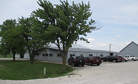 J&T Truck & Trailer Repair shop at 100 N State Street in Hubbard Iowa