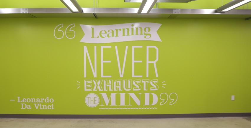 Quote Hallway
