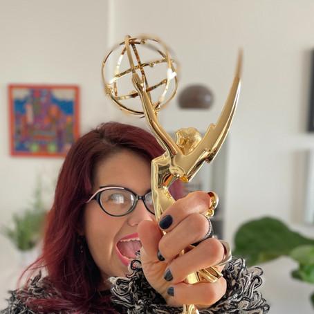 Mom, Dad! I want an Emmy!
