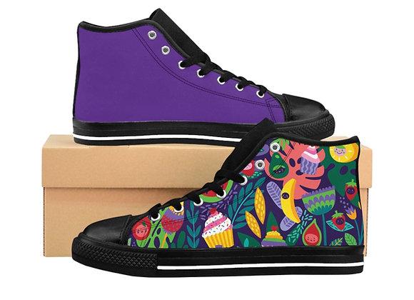 Frooty High-top Sneakers