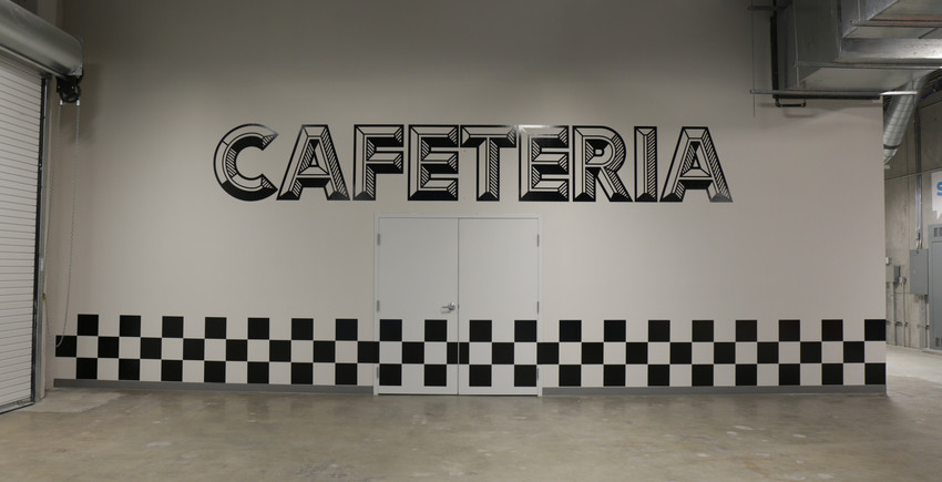 Cafeteria Out