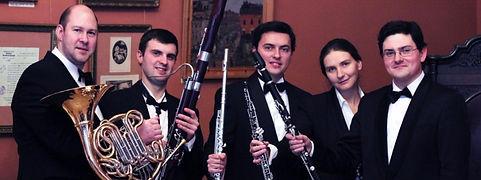Духовой квинтет Московской консерватории «Modus Vivendi»