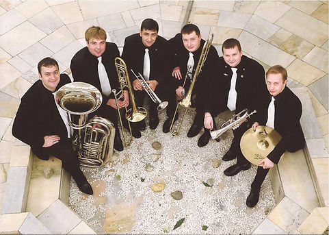 Брасс-ансамбль «Fortuna Brass Band»