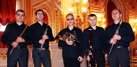 Духовой квинтет Президентского оркестра Российской Федерации