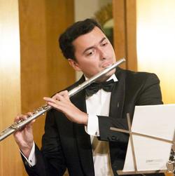 Виктор Хотулёв (флейта)