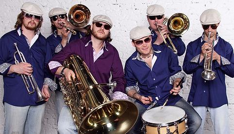 Брасс-ансамбль «Tinto Brass Band»