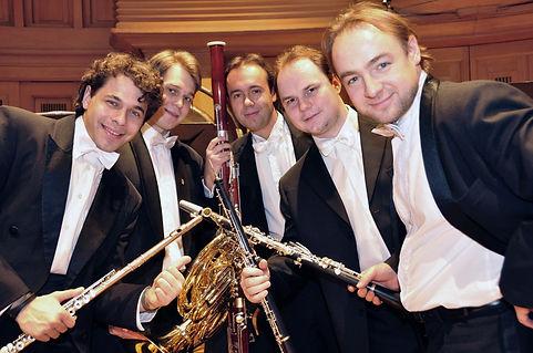 Духовой квинтет Российского Национального Оркестра