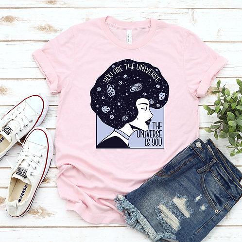 You Are The Universe T-shirt