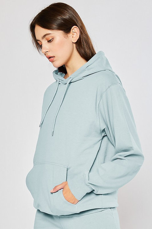Mint Hoodie and Jogger Set